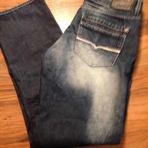 Buffalo David Bitton Distressed/Destroyed Jeans